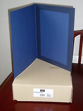 Spicer Hallfield Carnival Blue A4 Mounts Stock Code 22682 Boxes of 50