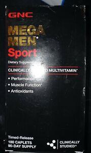 GNC Mega Men Sport Vitapak Dietary Supplement - 30 Day