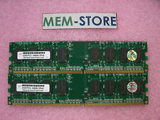 2x2GB DDR2 800MHz PC2-6400U Lenovo ThinkCentre A58e A61 A62 A70z M55 M55p M57