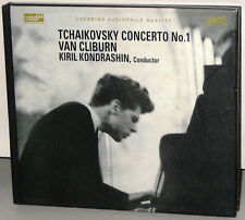 XRCD CD JMXR-24004: Tchaikovsky Piano Conc. No. 1 - Van Cliburn - 2003 Japan NM