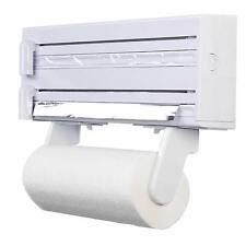 Kitchen Craft Cling Film Foil and Kitchen Paper Towel Dispenser - KCMULTIDISP
