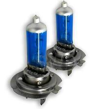 WHITE Xenon & Krypton Halogen H7 Headlight Bulbs BMW 3 5 Series E91 E92 E39 E60