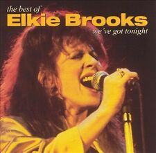 ELKIE BROOKS - WE'VE GOT TONIGHT: THE COLLECTION NEW CD