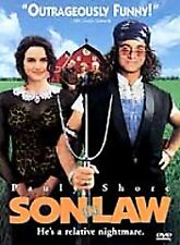 The Son-In-Law (DVD, 1999) Pauly Shore, Carla Cugino