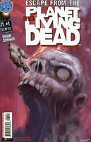 Escape From Planet of the Dead #1 Comic Book - Antarctic Press