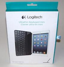 MINT Logitech Ultrathin Bluetooth Wireless Keyboard for iPad mini 920-005021 blk