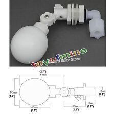 Adjustable Plastic Mini Float Valve For Aquarium RO DI Reverse Osmosis System FC