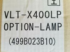 GENUINE Brand New Projector Lamp Module for MITSUBISHI VLT-X400 - See Listing.