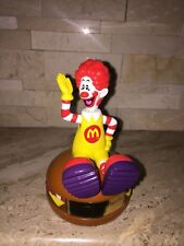 MCDONALDS RONALD MCDONALD SOUND ACTIVATED WAVING FIGURE PERSONALIZED