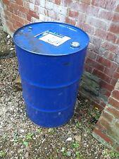 empty oil drum 45 gallon200 litre  barrel burrner  BBQ incinerator