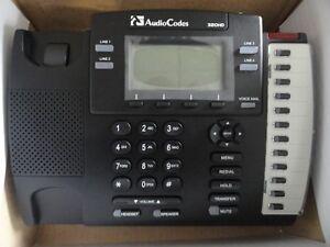 Motorola / AudioCodes 320HD IP Phone, p/n GGWV00417, SD-04-0230, NEW!!!
