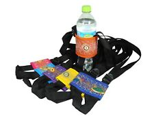 Assortment Peru Durable Quality Cotton Embroidered Water Bottle Holder 3 Pack