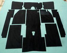 VOLKSWAGEN Beetle Clásico Juego De Alfombra Interior Nuevo + conjunto de Alfombra de área de carga trasera