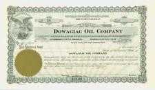 Historische Öl- & Chemie-Wertpapiere der USA & Kanadas