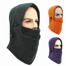 Winter Windproof Hat Thermal Neck Warm Ski Snow Face Mask Thermal Cap Cycling