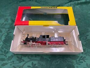 Fleischmann 4115 Locomotive with box & Tender