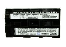 Replacement Battery for Sony NP-F330, NP-F530, NP-F570, NP-F550
