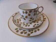 Saucer Gold Royal Worcester Porcelain & China