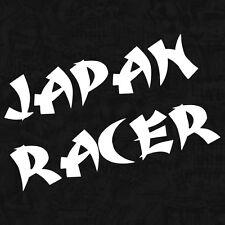 Japan Racer Drift Shocker skyline evo kult OEM Sticker Auto Aufkleber JDM 15cm