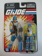 GI Joe 2012 Club Exclusive Theodore N. Thomas Figure Sealed MOC Hasbro BZ212