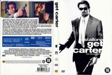 GET CARTER with Sylvester Stallone   NEW DVD Box FREE Post  mmoetwil@hotmail.com
