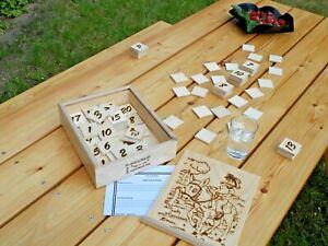 Handgefertigtes Eselspiel aus Holz - Spielspaß für die ganze Familie