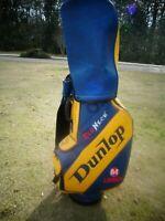 "RARE FIND!  John Daly REDNECK Tour Staff ""Crazy Long"" Dunlop Golf Bag"