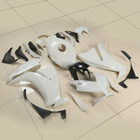 ABS Injection Unpainted White Fairing Kit Bodywork For HONDA CBR1000RR 2012-2016
