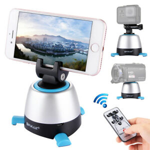 360 Degree Rotation Electronic Panoramic Head with Remote Controller for GoPro