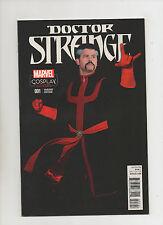 Doctor Strange #1 - Cosplay Variant Cover! - (Grade 9.2) 2015