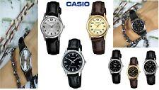 Casio Ladies Casual Wrist Watches 12 Months Warranty  Free Casio Pouch