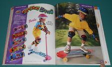 Vintage 2001 FISHER PRICE Toy Catalog Little People Veggie Tales Power Wheels
