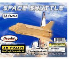 Holzbausatz Space Shuttle - 3D Puzzle