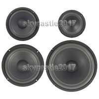 """5""""/6""""/8""""/10"""" inch Audio Woofer Speaker Passive Radiator Auxiliary Booster Bass"""