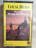 LOCAL HERO Mark Knopfler CASSETTE ALBUM Tape SOUNDTRACK Good Condition
