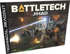 CAT35137 Catalyst Game Labs BattleTech: Technical Readout Jihad