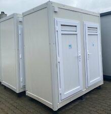 WC Duschcontainer Sanitärcontainer WC Container, Toilettencontainer, Dusche