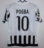 Juventus Italy home shirt 15/16 #10 Pogba Adidas BNWT KIDS Size - M