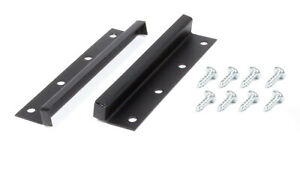 CARR Gutter-less Mount Kit Black Powder Coat P/N - 220051