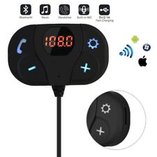 Bluetooth Wireless FM Transmitter Car Hands-Free Calling Car Kit MMC MP3 Player