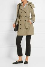 Burberry Balmoral Pack away Hooded Shell Trench Coat