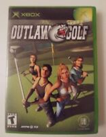 Outlaw Golf  XBOX - TESTED