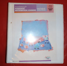 Math Time Foundations for Permanent Mathematical Learning TE 3rd Grade Book 1