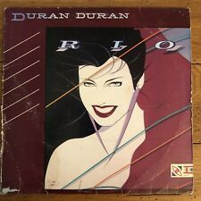 Duran Duran Rio 1982 Harvest St-12211 Vinyl Record Lp Hungry Like A Wolf