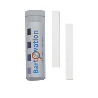 Chlorine Test Paper, 10-200 ppm [Vial of 100 Paper Strips]