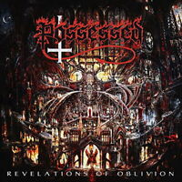 POSSESSED-REVELATIONS OF OBLIVION-JAPAN CD F56