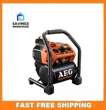 AEG Dual 18V 3.8L Air Compressor - GERMAN Brand