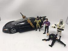 Batman. Batmobile And Figures