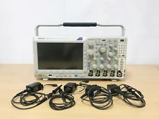 Tektronix MDO3054 500MHz 2.5GS/s Oscilloscope with TPP0500B probes