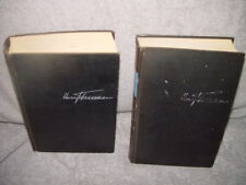 Memoirs vol.1 by Harry S. Truman 1955 Years of Decisions & Years of Trail & Hope